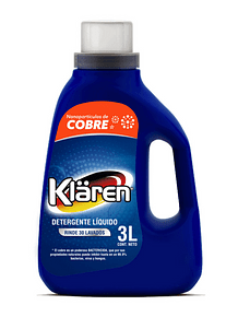Detergente Cobre Botella 3 lts