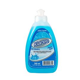 Jabón Fresh Azul 340 ml