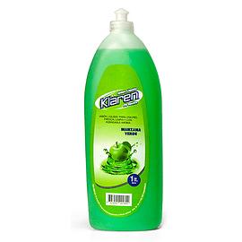 Jabón liquido 1 lt Manzana Verde