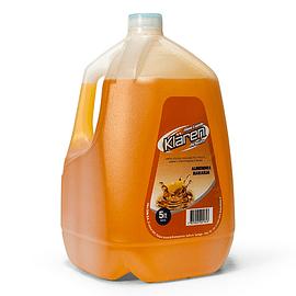 Jabón líquido 5 Lts Almendra Naranja