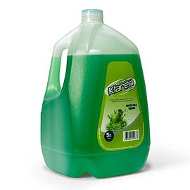 Jabón líquido 5 Lts Manzana Verde