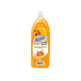 Jabón liquido 1 lt almendra naranja