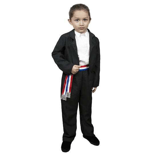 Disfraz Huaso Elegante T/10-12 1 Uni