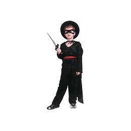 Disfraz Niño El Zorro T/7-9 1 Uni