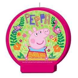 Vela Figura Peppa Pig 1 Uni