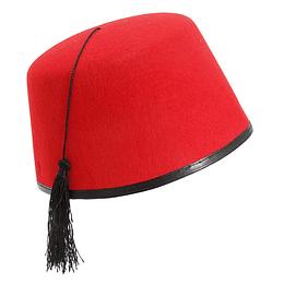 Sombrero Fez 1 Uni