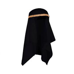 Gorro Arabe Negro 1 Uni