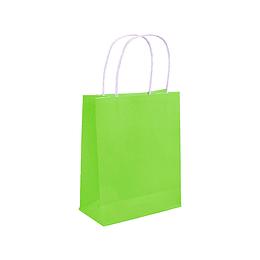 Bolsa De Regalo Verde Lima 1 Uni