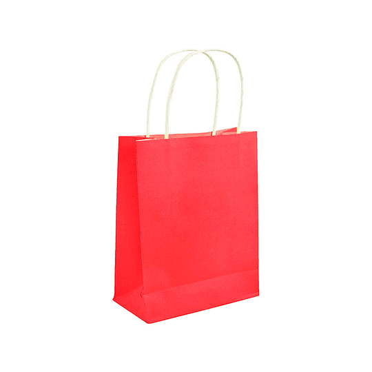 Bolsa De Regalo Rojo 1 Uni