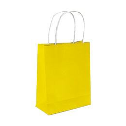 Bolsa De Regalo Amarillo 1 Uni