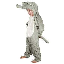 Disfraz Glam Elefante Talla S 1 Uni