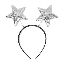 Cintillo Estrellas Lentejuelas 1 Uni