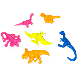Dinosaurios Neón 12 Uni