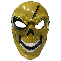 Máscara Craneo Pirata 1 Uni