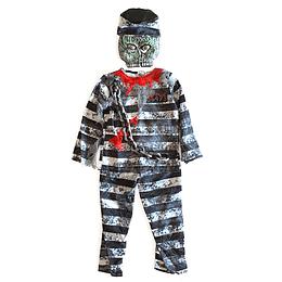 Disfraz Monstruo Preso 3-4 Años 1 Uni
