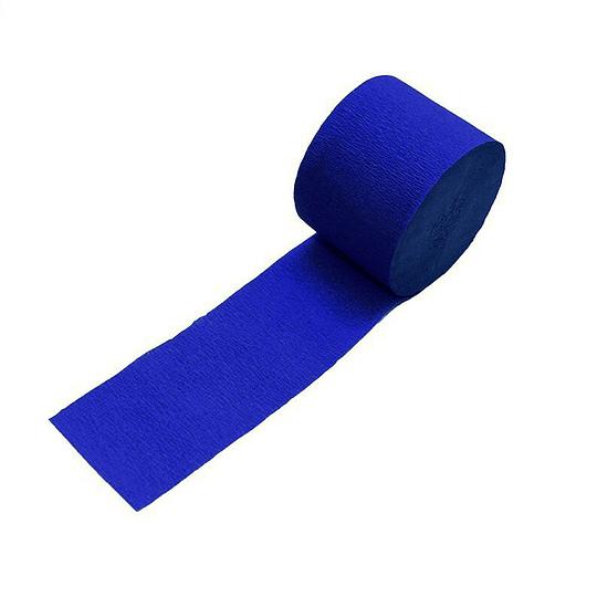 Festón Decorativo 5 cm. Azul 6 Uni