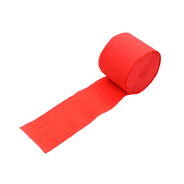 Festón Decorativo 5 cm. Rojo 6 Uni