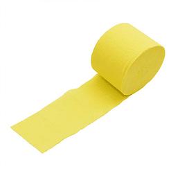 Festón Decorativo 5 cm. Amarillo 6 Uni