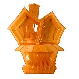 Bandeja Casa Embrujada Naranja 1 Uni