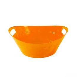 Cubeta Pequeña Naranja 3 Uni