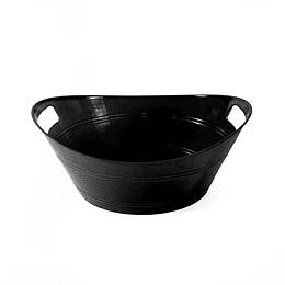 Cubeta Pequeña Negra 3 Uni