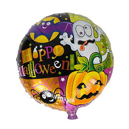 "Globo Hwn 18"" Happy Halloween 1 Uni"