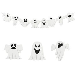 Guirnalda Fantasmas Poses 3M 1 Uni