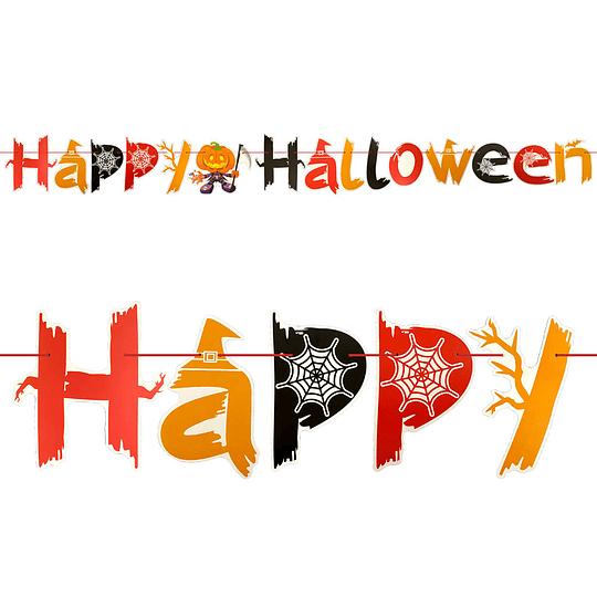 Guirnalda Happy Halloween R/N/N 3M 1 Uni