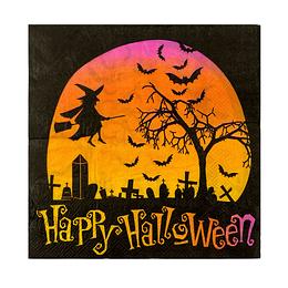Servilleta Happy Halloween 20 Uni