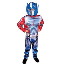 Disfraz Optimus Prime Deluxe Talla 7/8 1 Uni