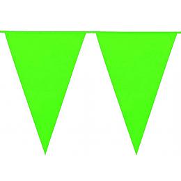 Guirnalda 10 Banderines Verdes 1 Uni