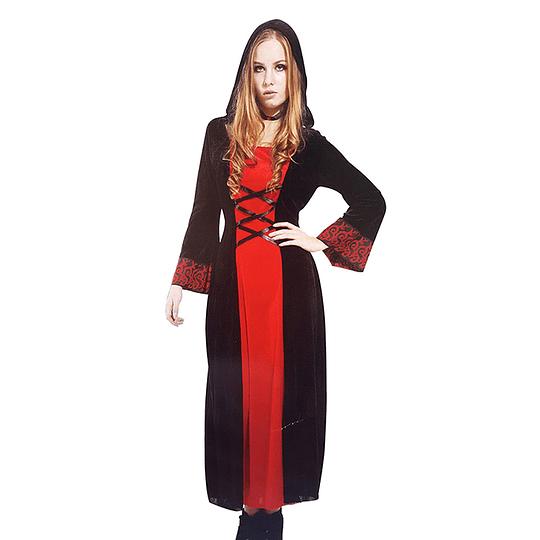 Disfraz Dama Gotica Unica Talla 1 Uni