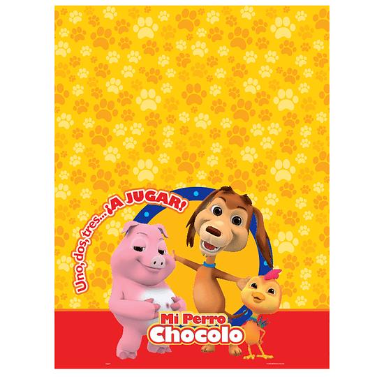 Mantel  Mi Perro Chocolo 1 Uni