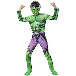 Disfraz Assemble Hulk Classic Metal Effect Talla 4/6 1 Uni