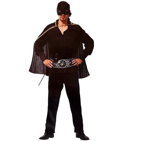 Disfraz Zorro Adulto Talla Unica 1 Uni