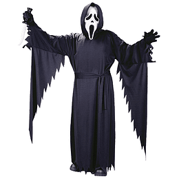 Disfraz Scream Niño Talla 4-6 1 Uni