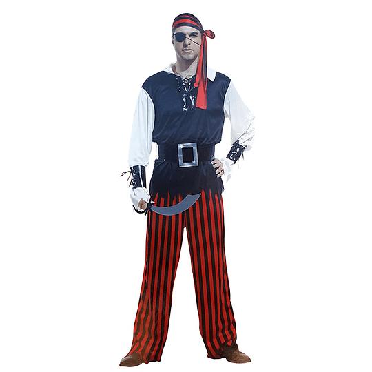 Disfraz Hombre Pirata Unica Talla 1 Uni