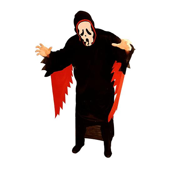 Disfraz Hombre Scream Unica Talla 1 Uni