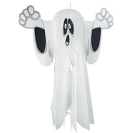 Deco Colgante Fantasma Papel 1 Uni