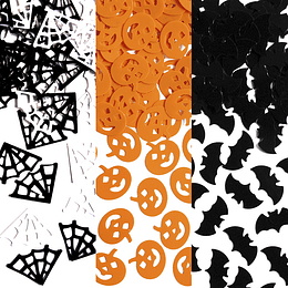 Confetti Triple Pack Halloween 1 Uni
