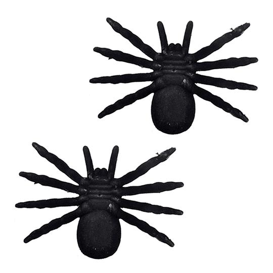 Araña Negra Chica 2 Uni