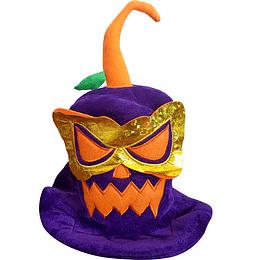 Sombrero Calabaza Diabolica 1 Uni