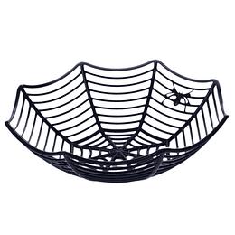 Cesta Forma Telaraña Negra 1 Uni