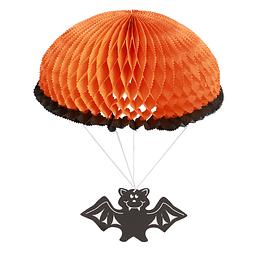 Deco Murcielago Paracaidas Papel 1 Uni