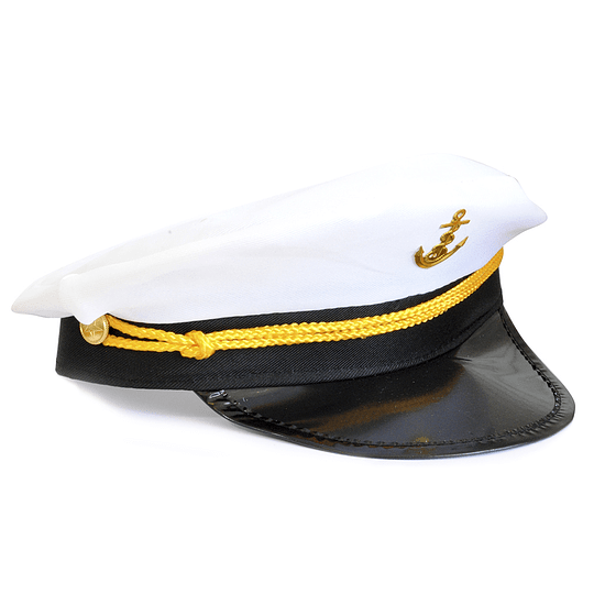Gorra Capitan Armada 1 Uni