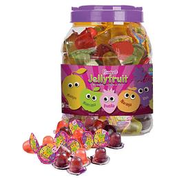 Mini Gelatinas Con Fruta 100 Uni