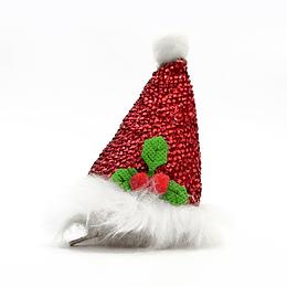 Mini Sombrero Pascuero Glitter 1 Uni