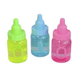 Burbuja Mini Mamadera Colores Surtidos 1 Uni