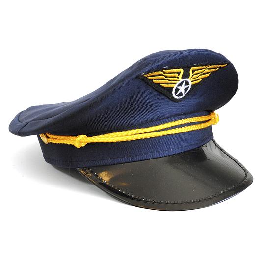 Gorra Capitan Fuerza Aerea 1 Uni