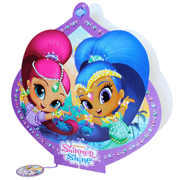 Piñata 3D Shimmer & Shine 1 Uni